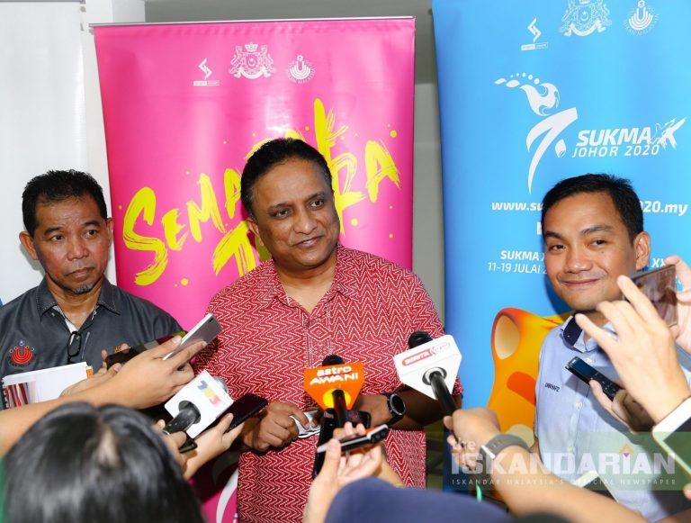SUKMA XX Preparation Post-MCO: Johor is Ready!