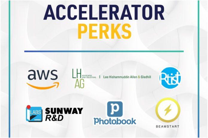 Sunway iLabs Accelerator