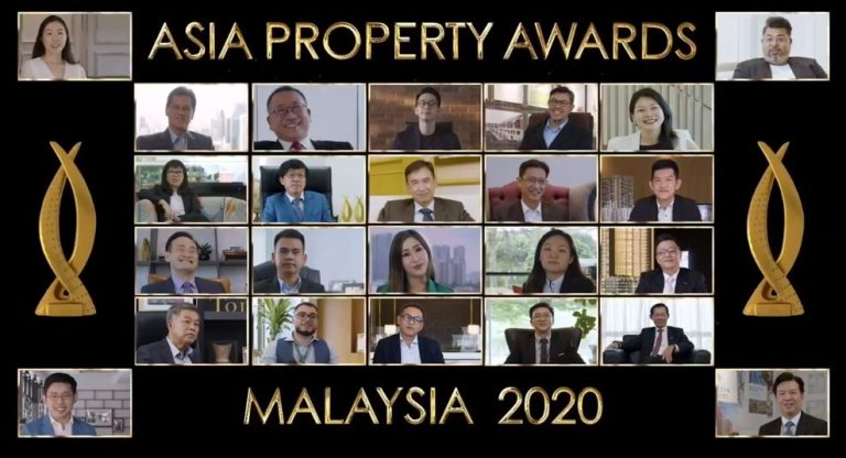 First-ever virtual PropertyGuru Asia Property Awards (Malaysia) Gala Introduces Pioneering Winners' Circle