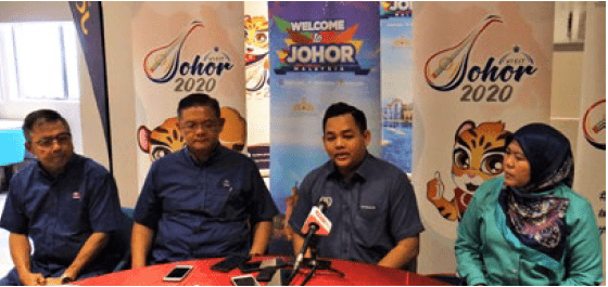 Johor Tourism Welcomes the First Networking Session with Kedah State