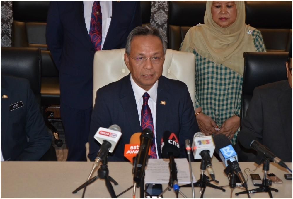 Johor 2021 Budget