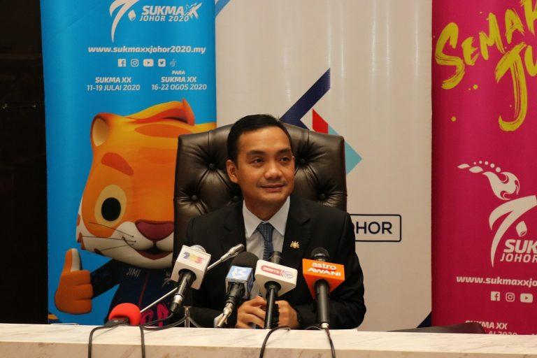 What Happens to SUKMA XX Johor?