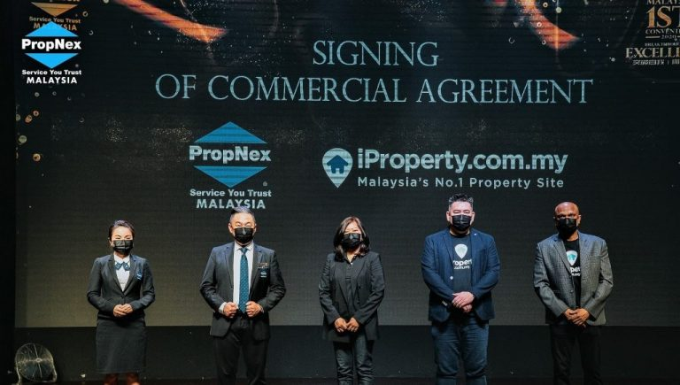 Malaysia's No.1 Property Site Signs RM500,000 Commercial Agreement