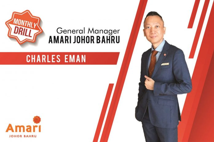 General Manager Amari Johor Bahru