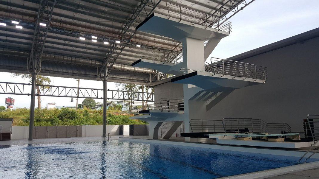 Larkin Aquatic Centre