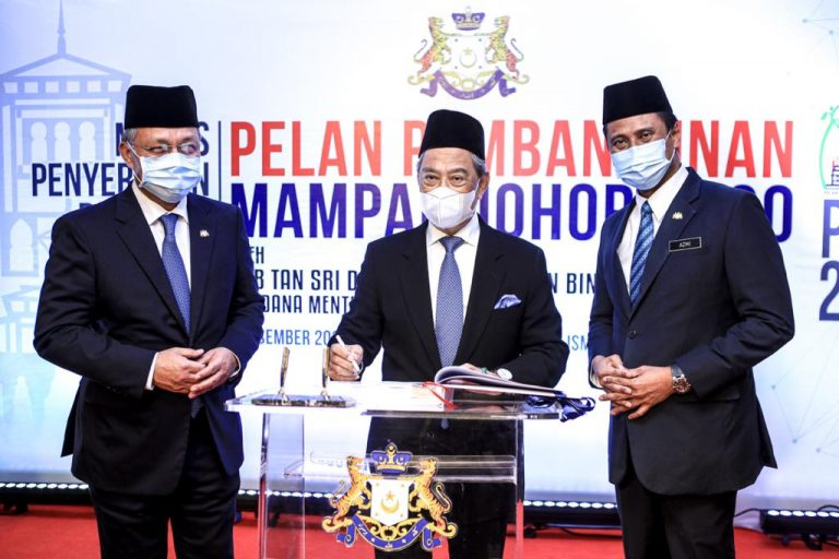 How Sustainable is Johor?