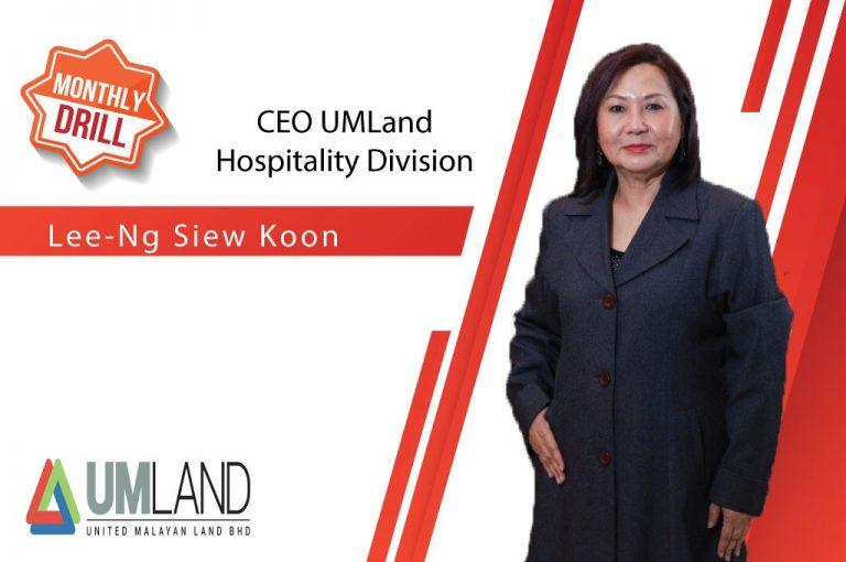 Monthly Drill – UMLand Hospitality