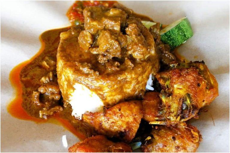 TI's Top 3 Steaming Goodness of Nasi Kukus in JB