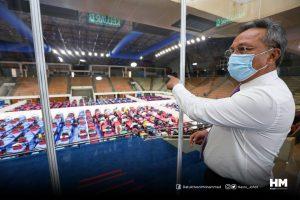 Johor Menteri Besar, Hasni Mohamad
