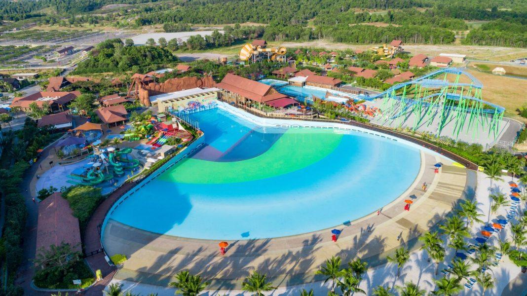 Adventure Waterpark Desaru Coast Wave Pool