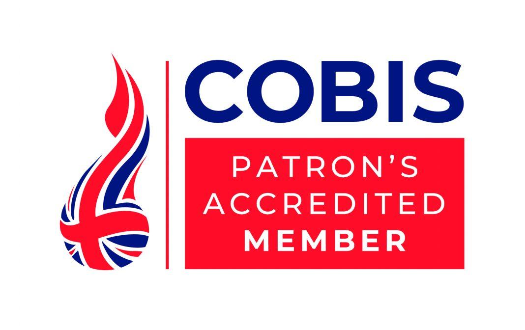 COBIS-Patron's Accredited Member