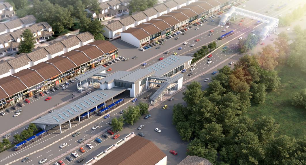 IMBRT Station Design