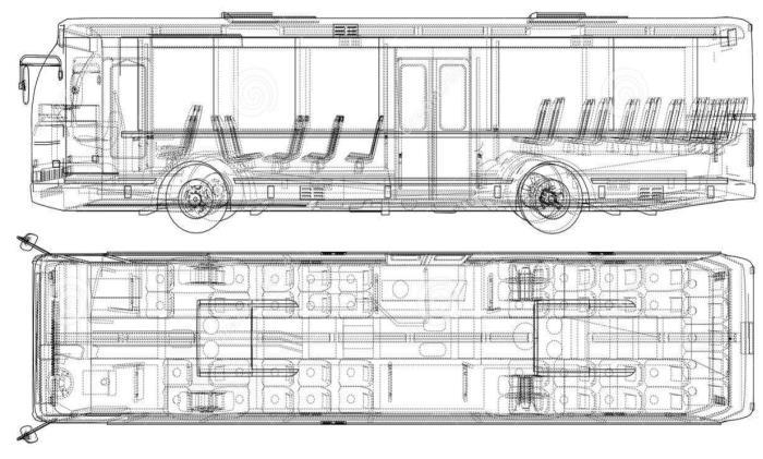 BRT Vehicle Conceptual Design