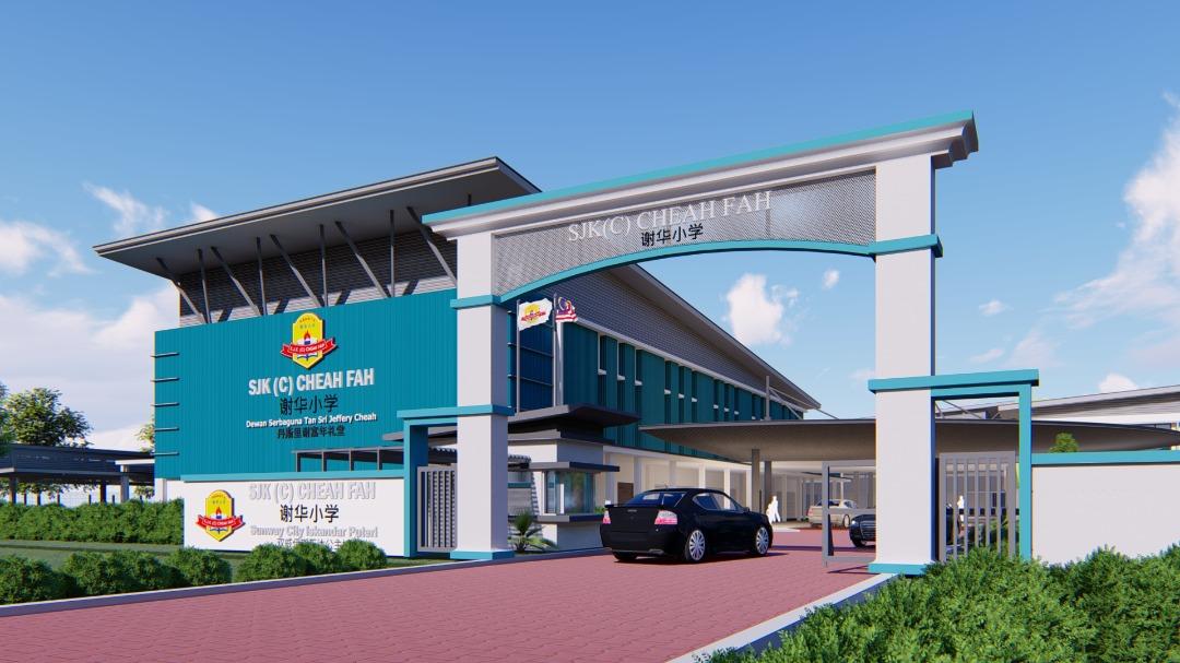 Sunway Property Disperse Its Community Development  Expertise at Sunway City Iskandar Puteri