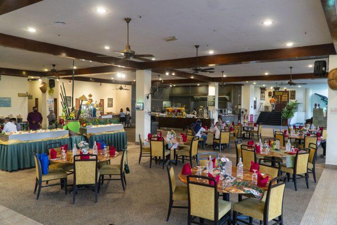 Golfer's Café