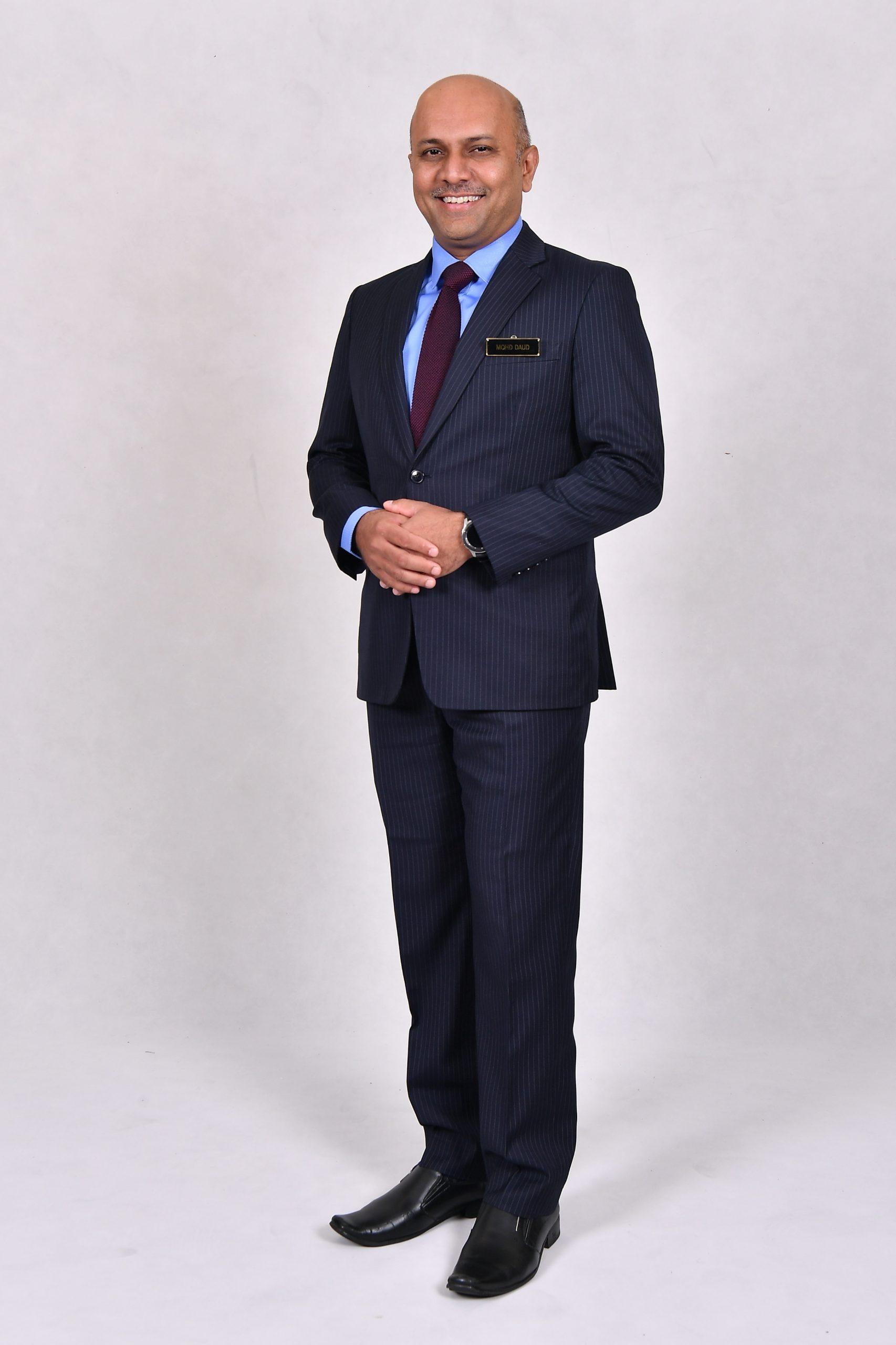 Mohd Daud Mohd Arif, Chief Executive Officer