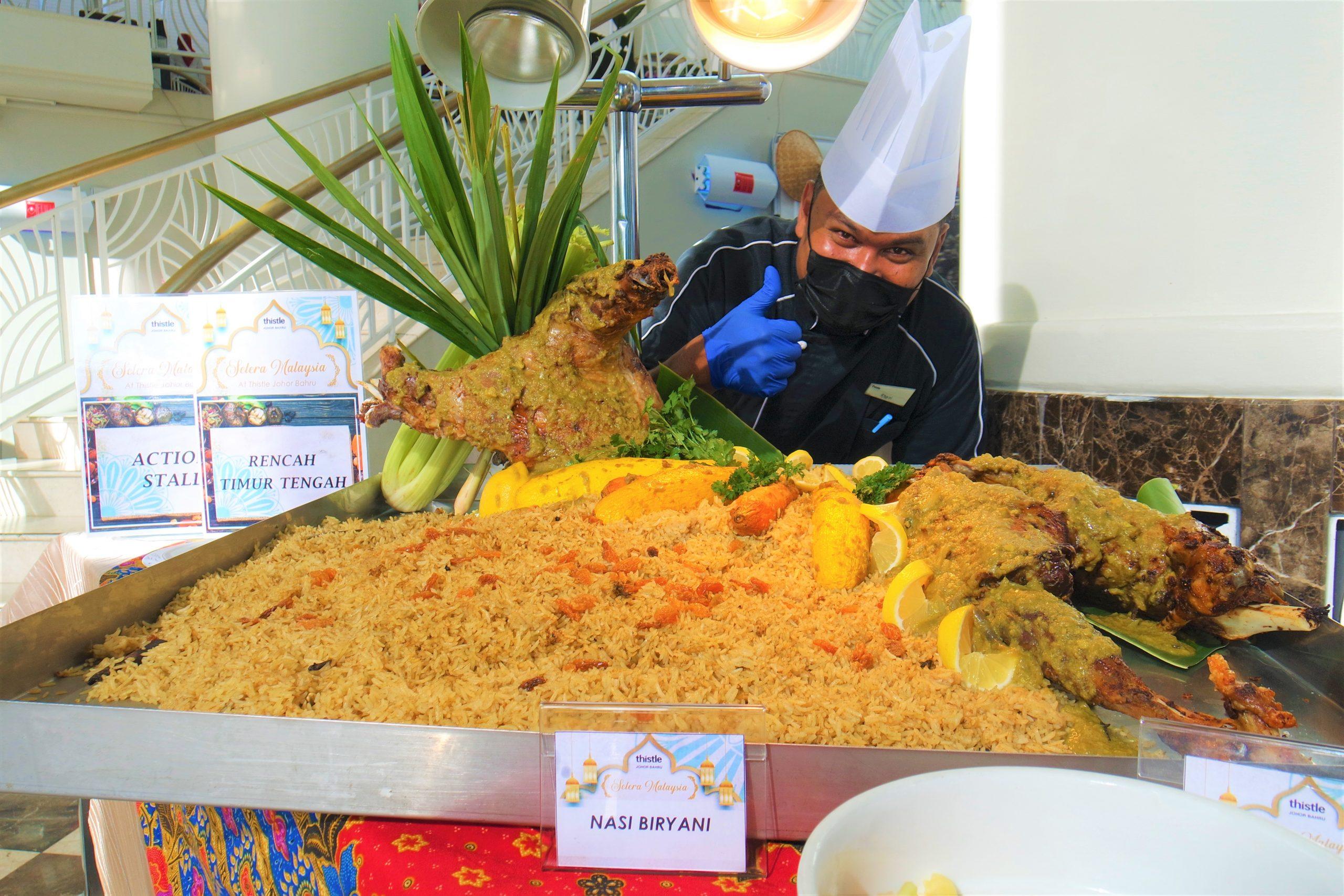 Delectable Biryani Rice