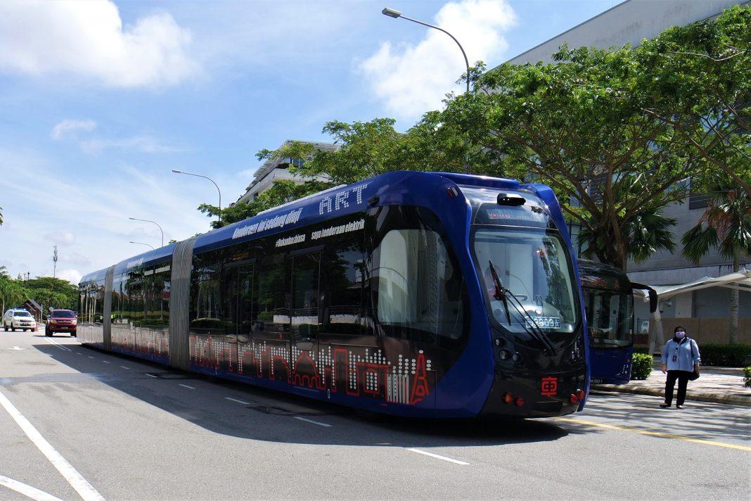 Iskandar Malaysia Bus Rapid Transit