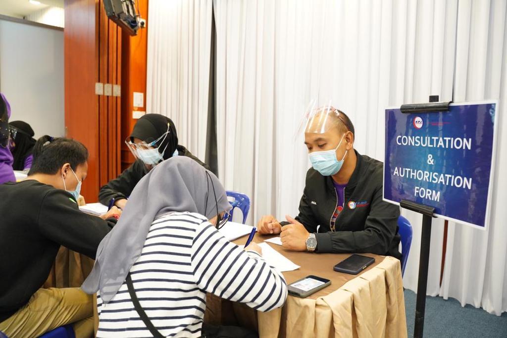 KPJ Johor Specialist Hospital to Host as COVID-19 Vaccination Centre