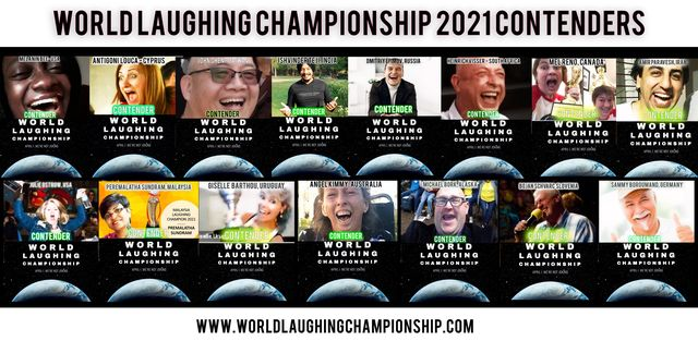 First World Laughing Championship