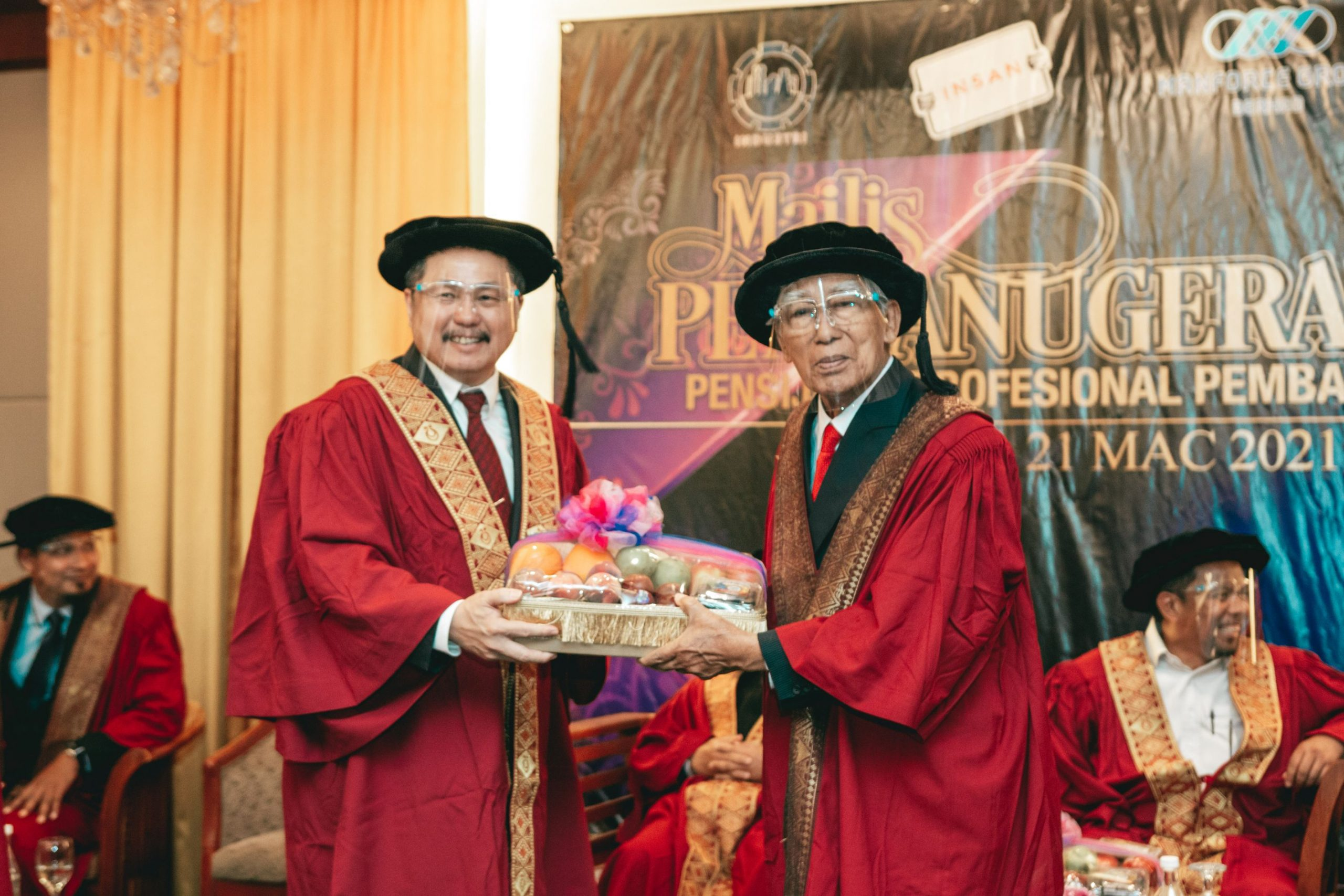 """Training the Young Workforce through """"Malaysians Development Uplift Programme"""""""