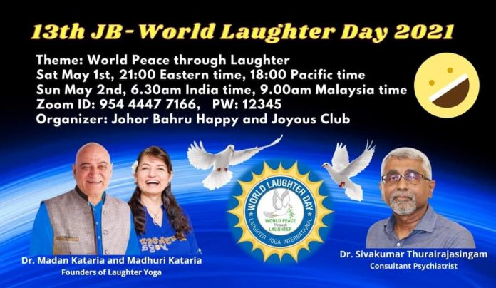 JB-World Laughter Day