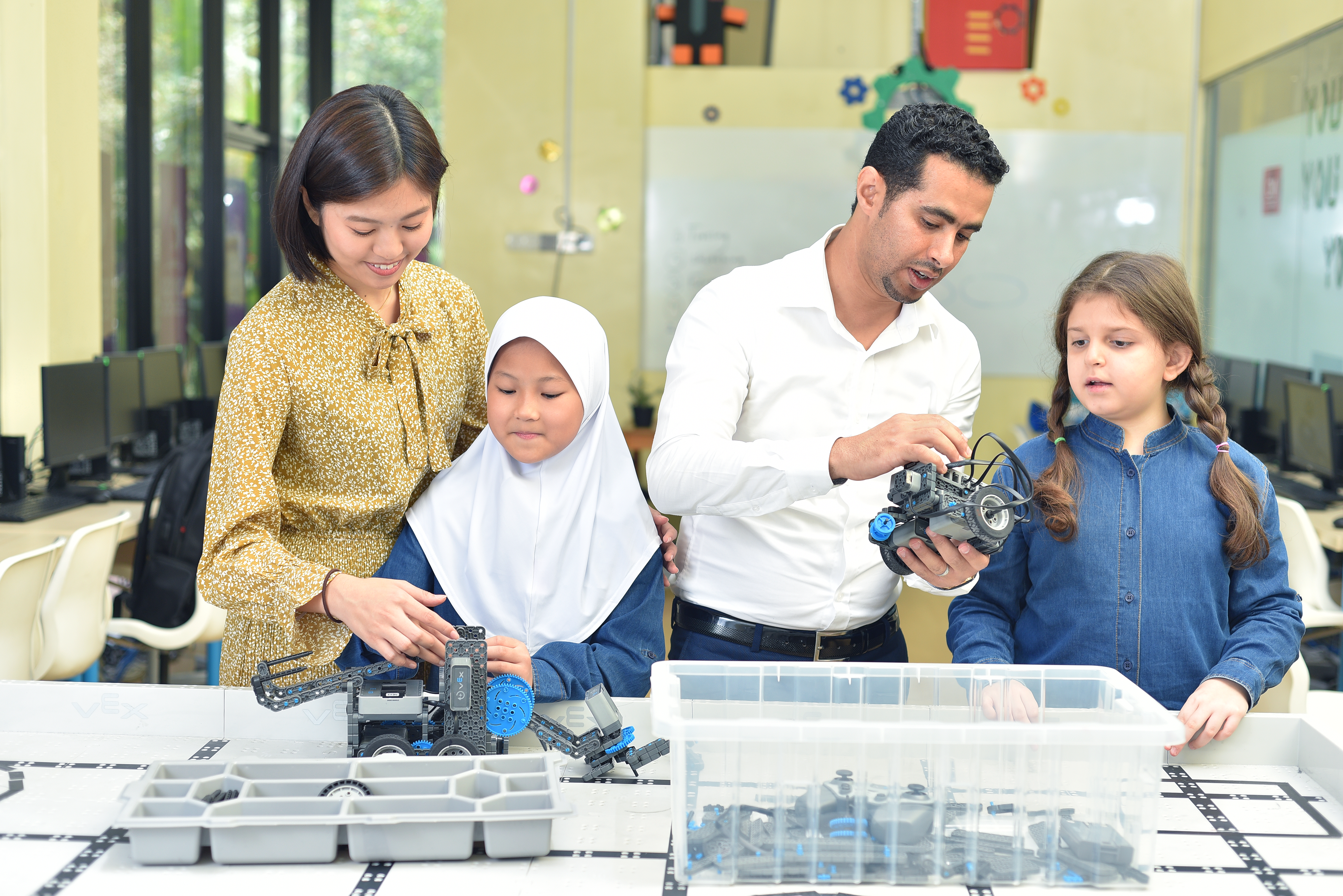 Much awaited IDRISSI School is Now Open in Iskandar Puteri, Free Trial Class Available