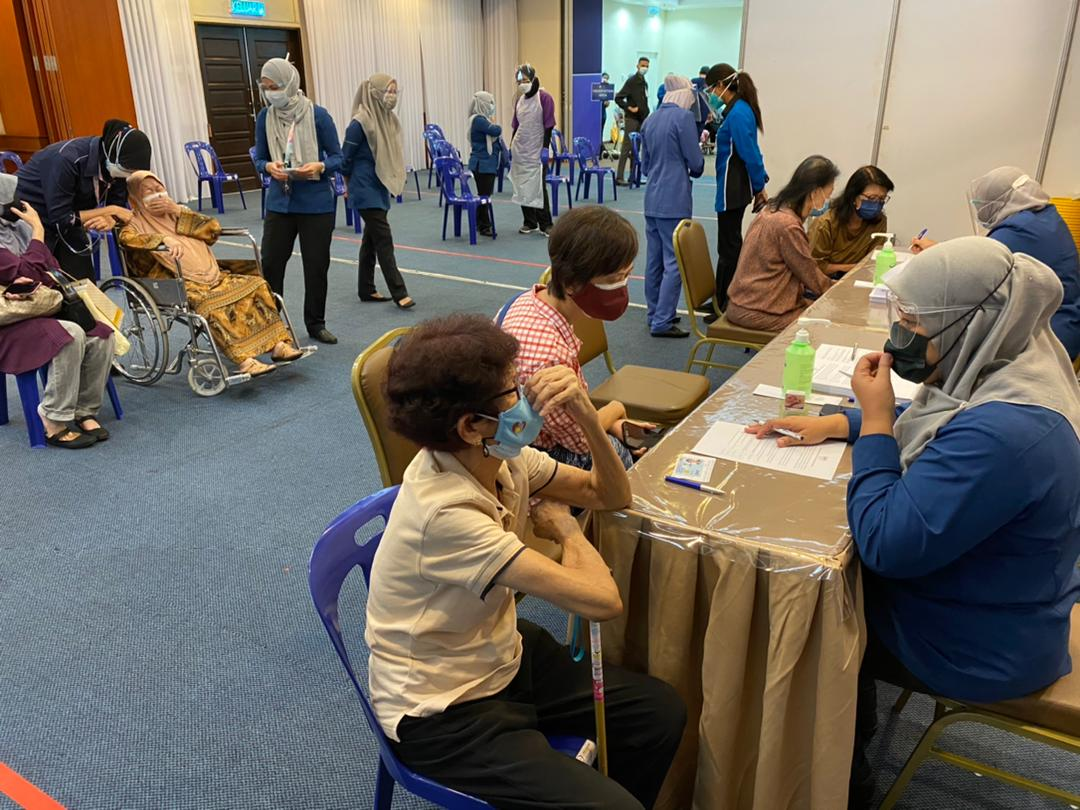 The National COVID-19 Immunisation Programme Vaccination Available at KPJ Johor Specialist