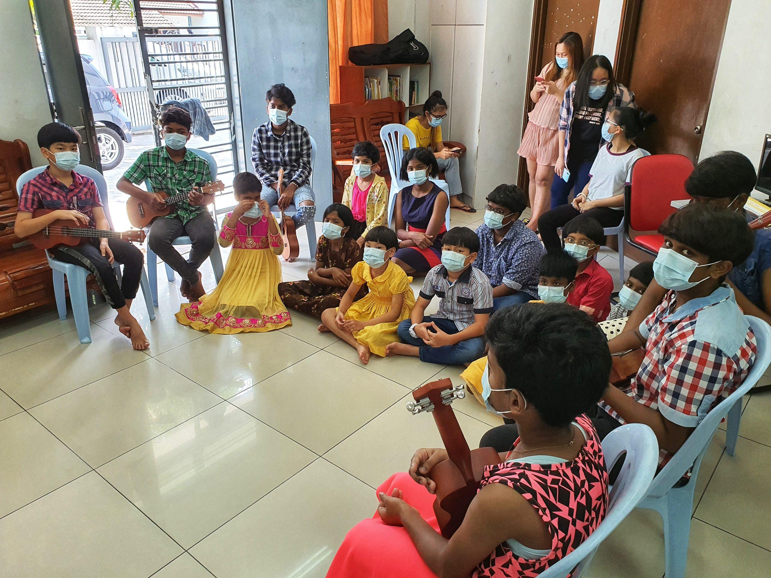 Prioritising the Needs of Children