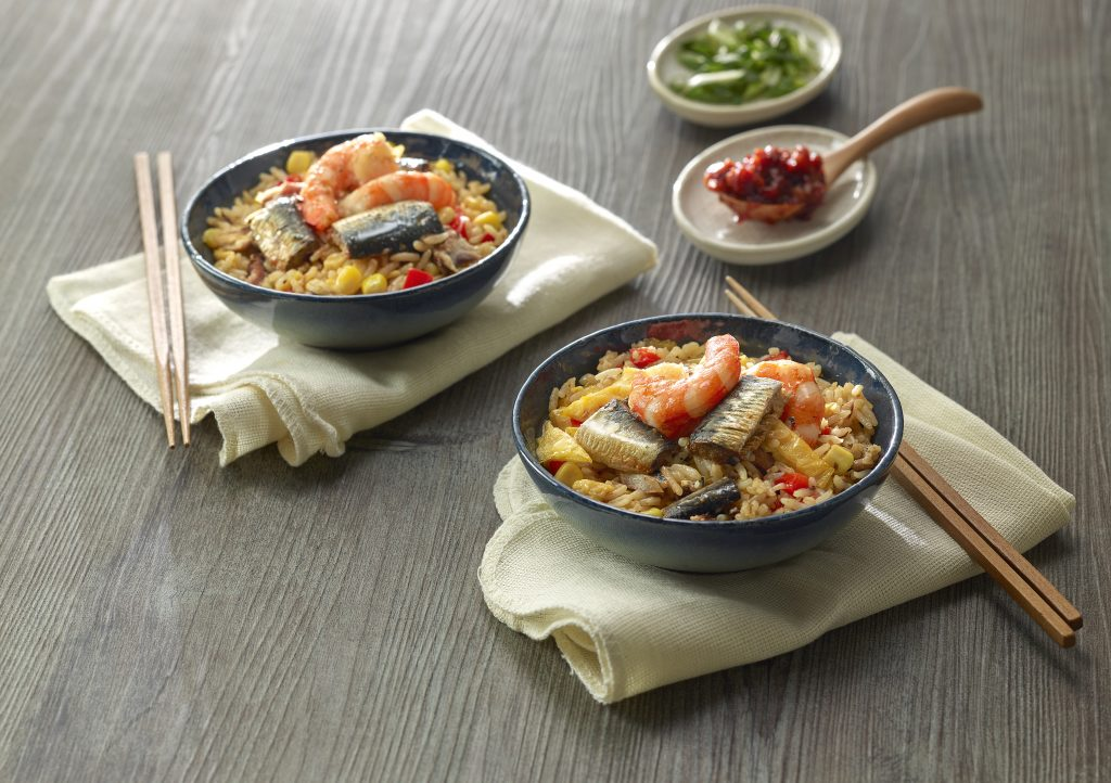 Healthy Comfort Food with Pantry Staples
