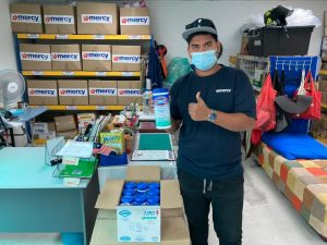 Clorox Malaysia Outlines Support for COVID-19 Relief Efforts