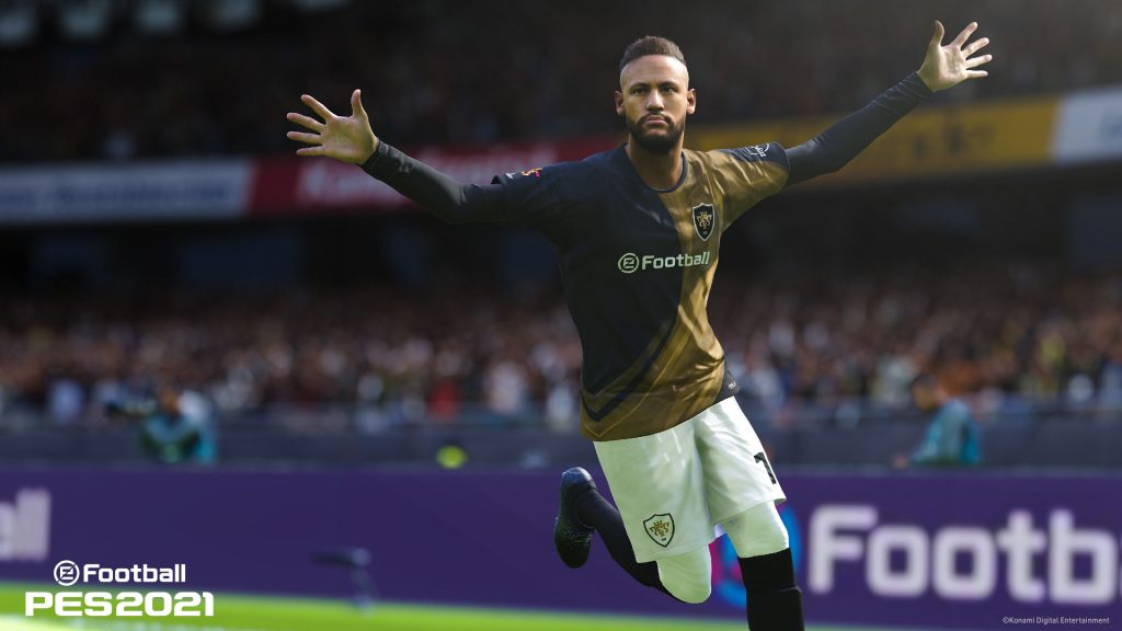 Konami Announces Neymar Jr. as the Newest Ambassador for the eFootball PES Series