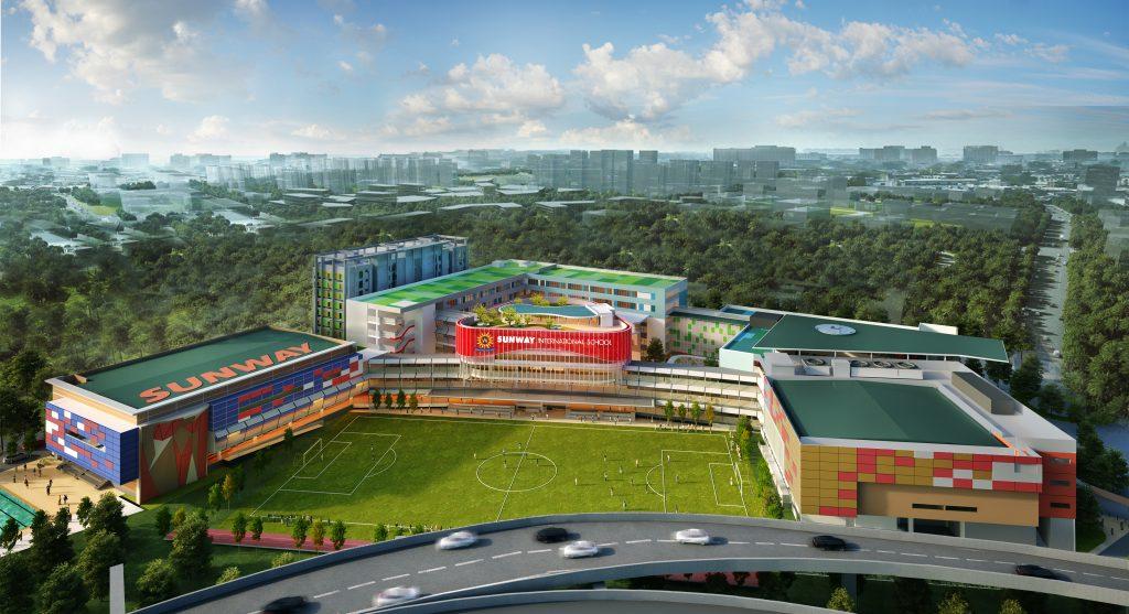 Sunway International School's New Campus Open for Enrolment