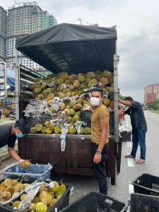 Grab Spreads #TechUntukSemua Effort to Support Local Durian Farmers and Sellers