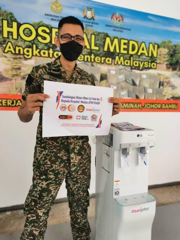 Ihsan Johor Makes Drinking Water Accessible