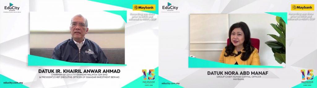 EduCity Iskandar, Maybank collaborate to launch Maybank@EduCity