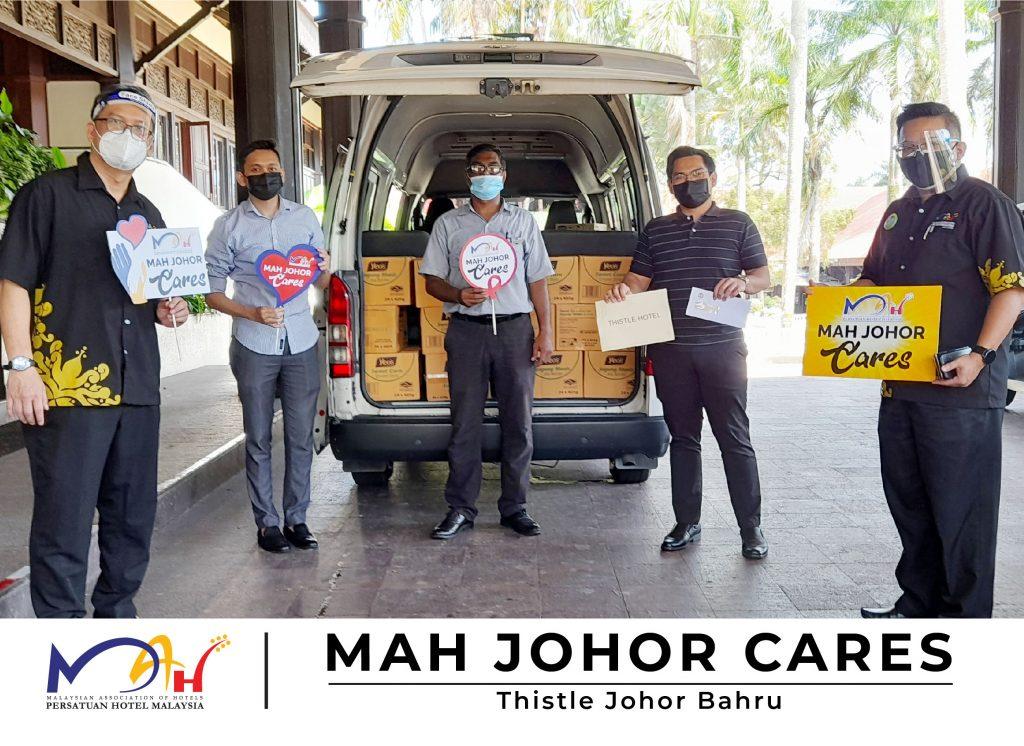 'MAH Cares' Initiative Benefits Hotel Employees in Johor