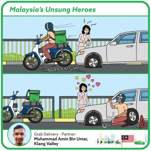 Do You Have What it Takes to be a Caring Malaysian?