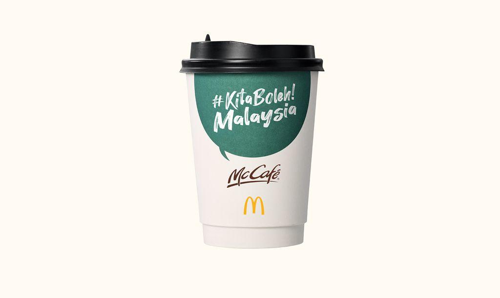 McDonald's Malaysia Readies 3 Million Free Coffee for International Coffee Day
